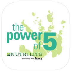 Nutralite's Power of 5 App